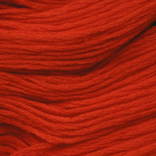 Finca Floss Bright Orange Red