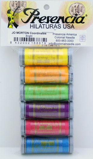 Cotton Thread 50wt Sampler Pack