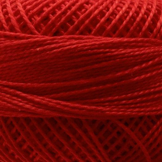 Finca Perle Sz 8 Bright Red
