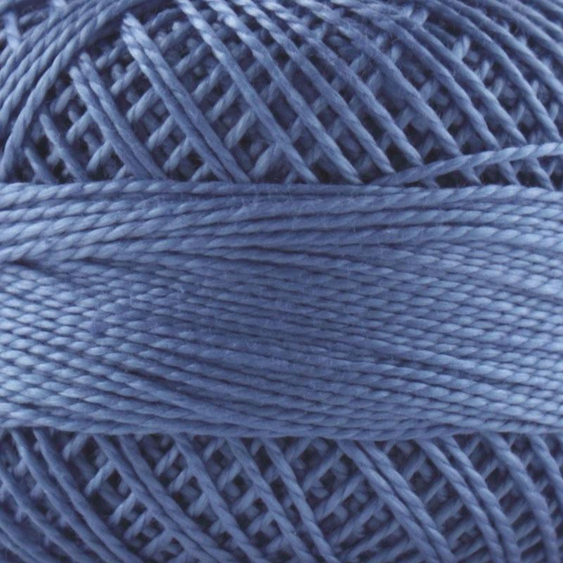 Finca Perle Sz 8 Med Delft Blue
