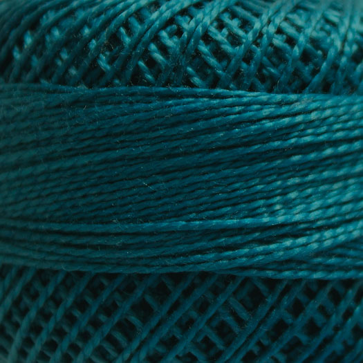 Finca Perle Sz 8 Dark Turquoise