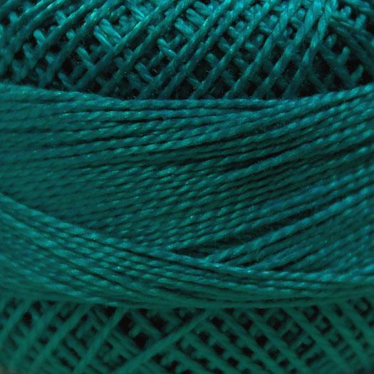 Perle 3664 8 WT  Dark Turquoise