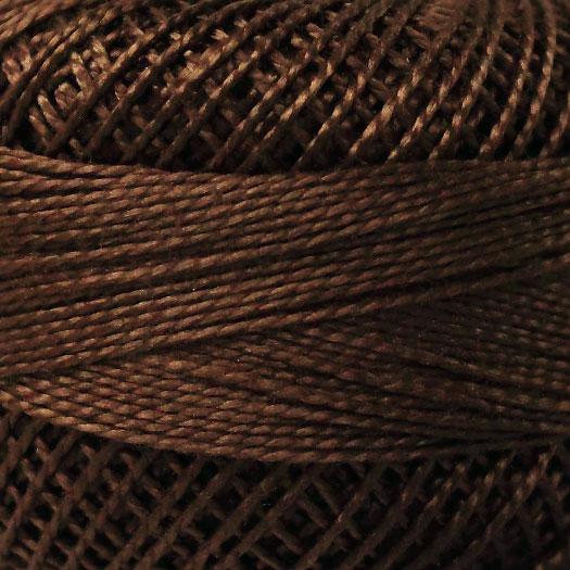 Perle 8080 8 WT coffee brown