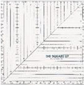 :Square Ruler 12.5 X 12.5