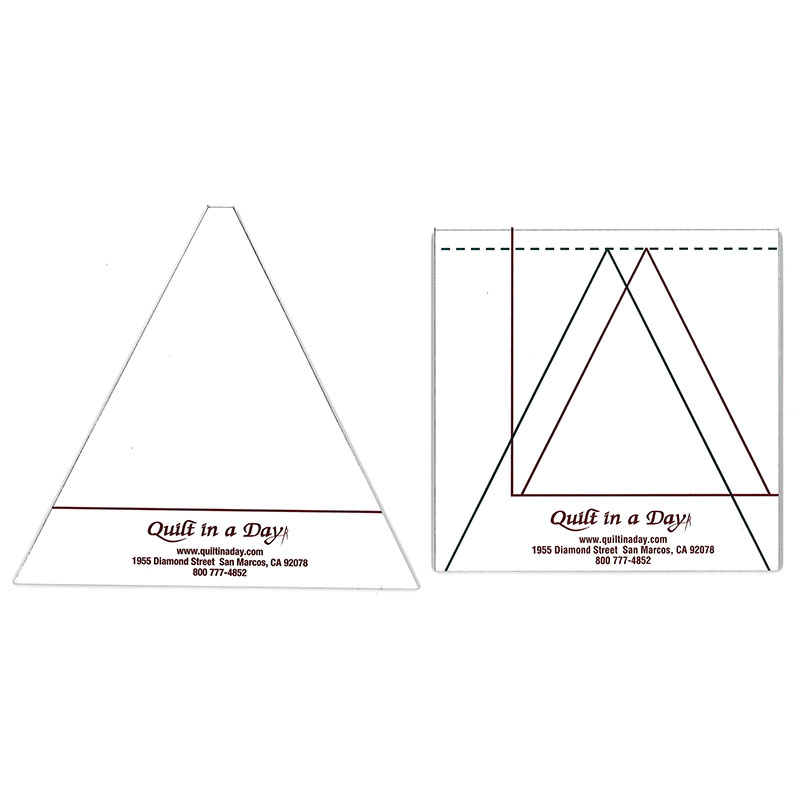 Triangle In A Square Ruler