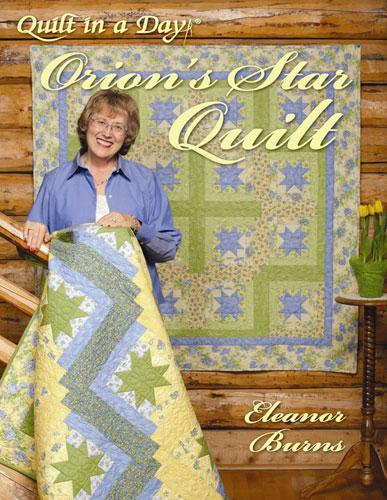 Orion's Star Quilt Softcover