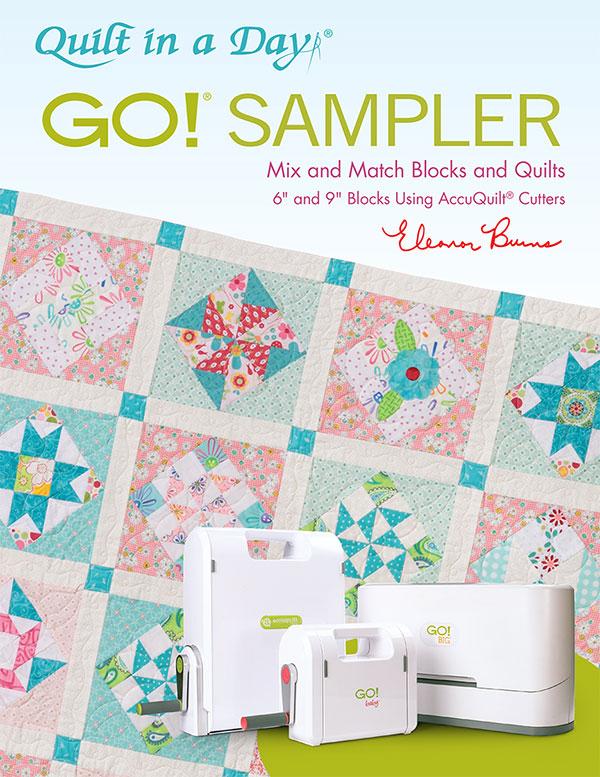 Accuquilt Go! Sampler Book
