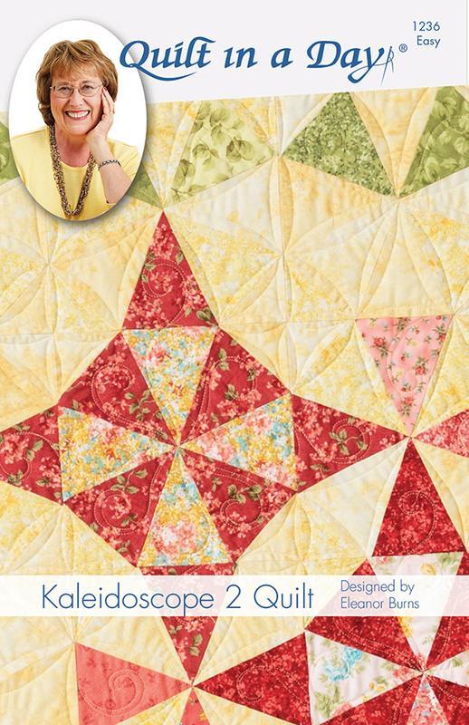 Kaleidoscope 2 Quilt