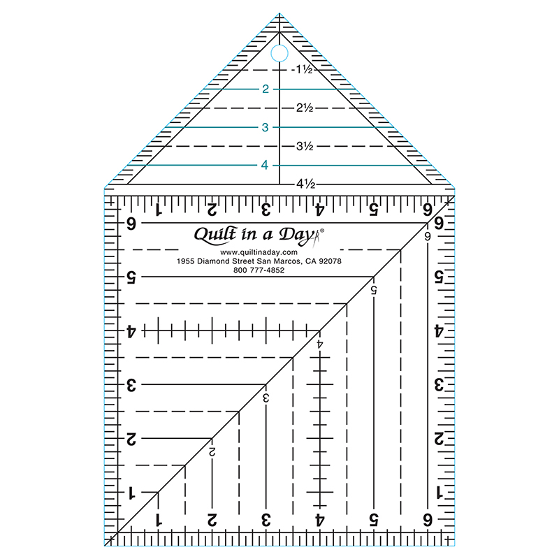 Double Square Ruler