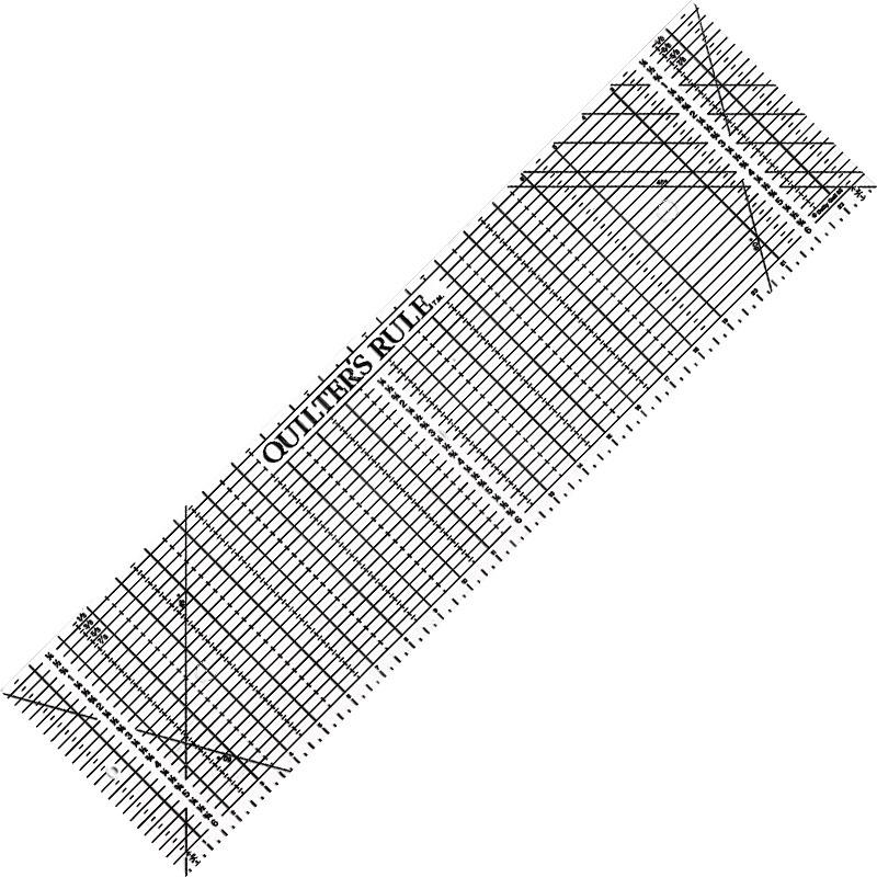 Original Ruler 6 1/2 X 24