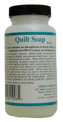 Quilt Soap (Orvus Paste)