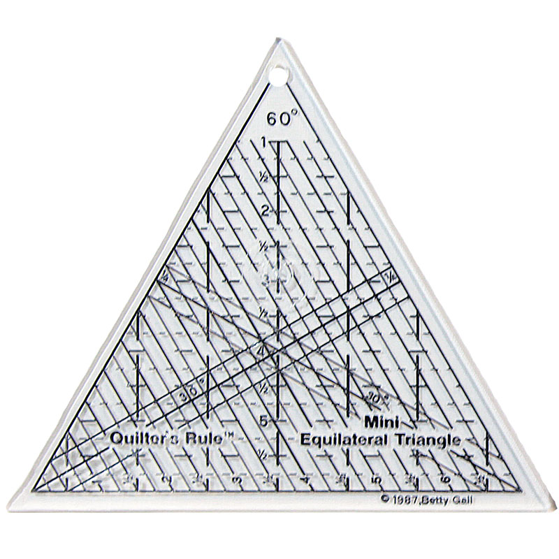 Equalateral Triangle 6