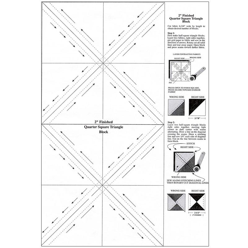 Triangles On A Roll 2 Qrtr