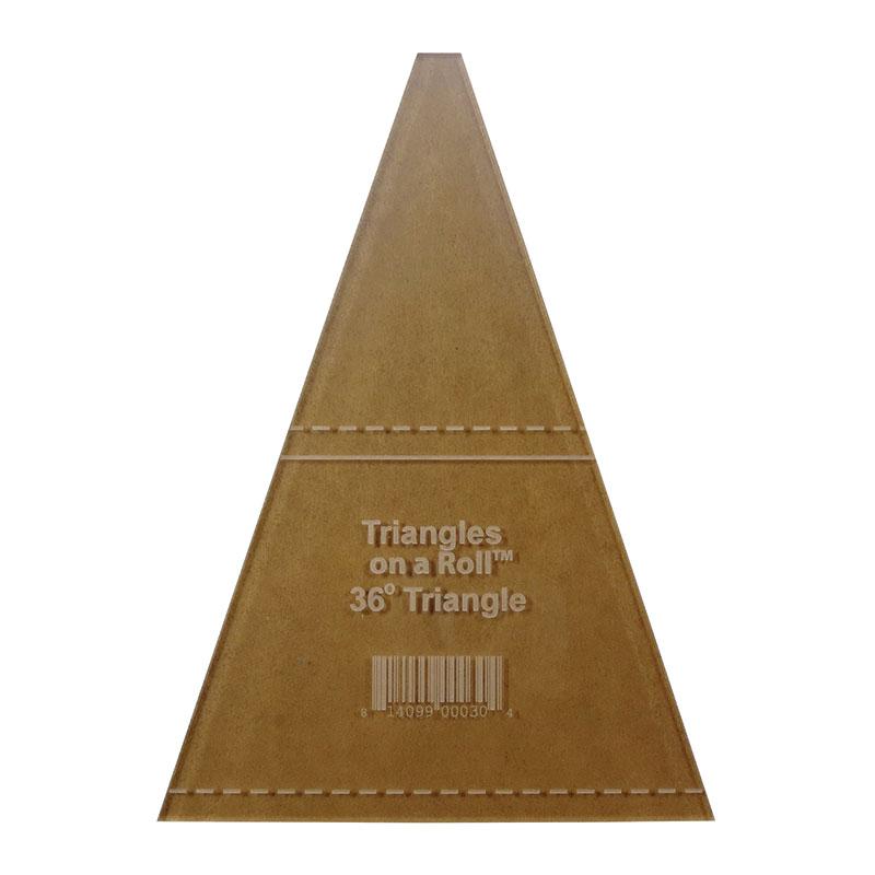 Tri Angles 36 Ruler