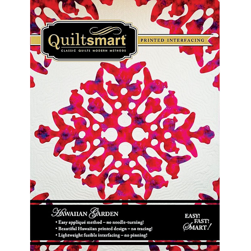 Quiltsmart / Hawaiian Garden Classic Pack