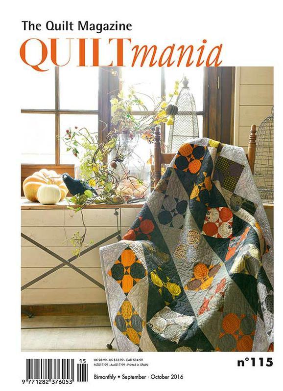 Quiltmania The Quilt Magazine