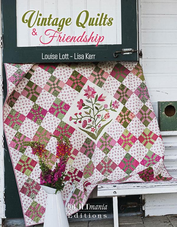 Vintage Quilts & Friendship Book