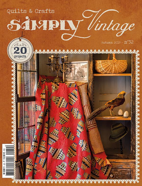 Simply Vintage Magazine #32 Autumn 2019