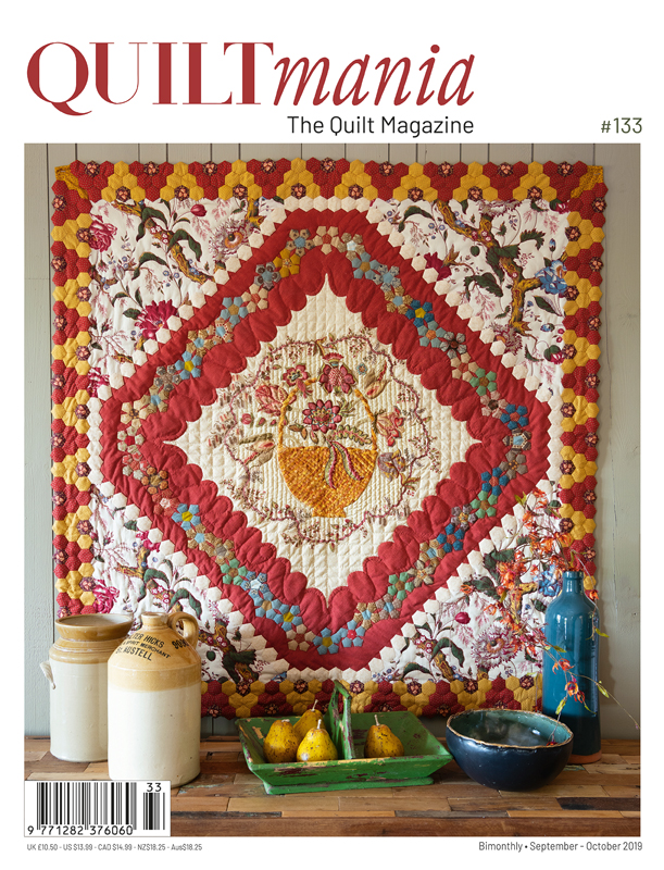 Quiltmania The Quilt Magazine N133