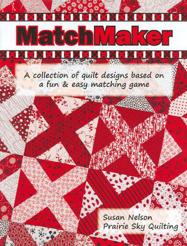 MatchMaker Softcover by Susan Nelson