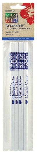 Marking Pencils 4ct White