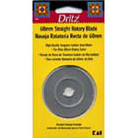 Dritz Cutting  60mm Rotary  Cutter Blade