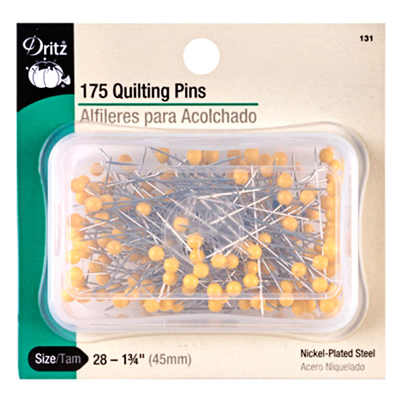 Quilting Pins 1 3/4 175ct