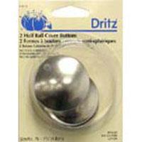 DIY Button - Half Ball Cover Button 1 7/8