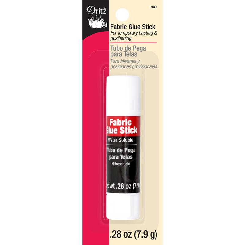 Dritz Fabric Glue Stick .26oz