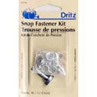 Snap Fastener Kit Sz 16 7/16