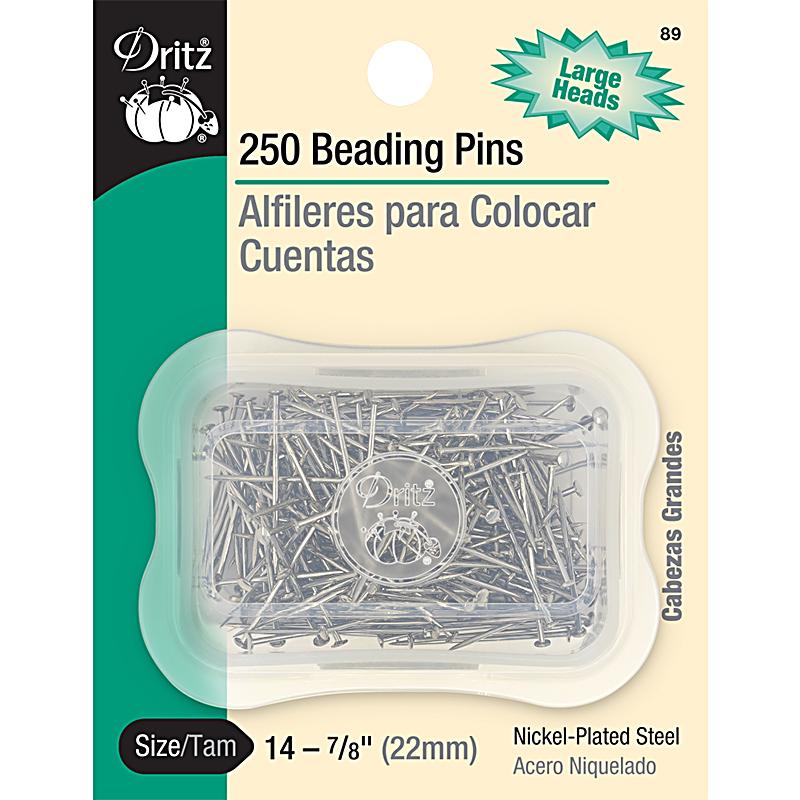Beading Pins 7/8 250ct