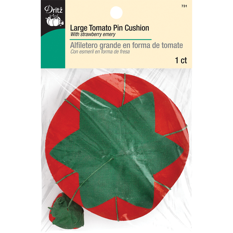 Tomato Pin Cushion Large