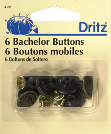 Bachelor Button 11/16 6ct Antq