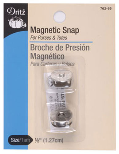Magnetic Snaps 1/2 Nickel