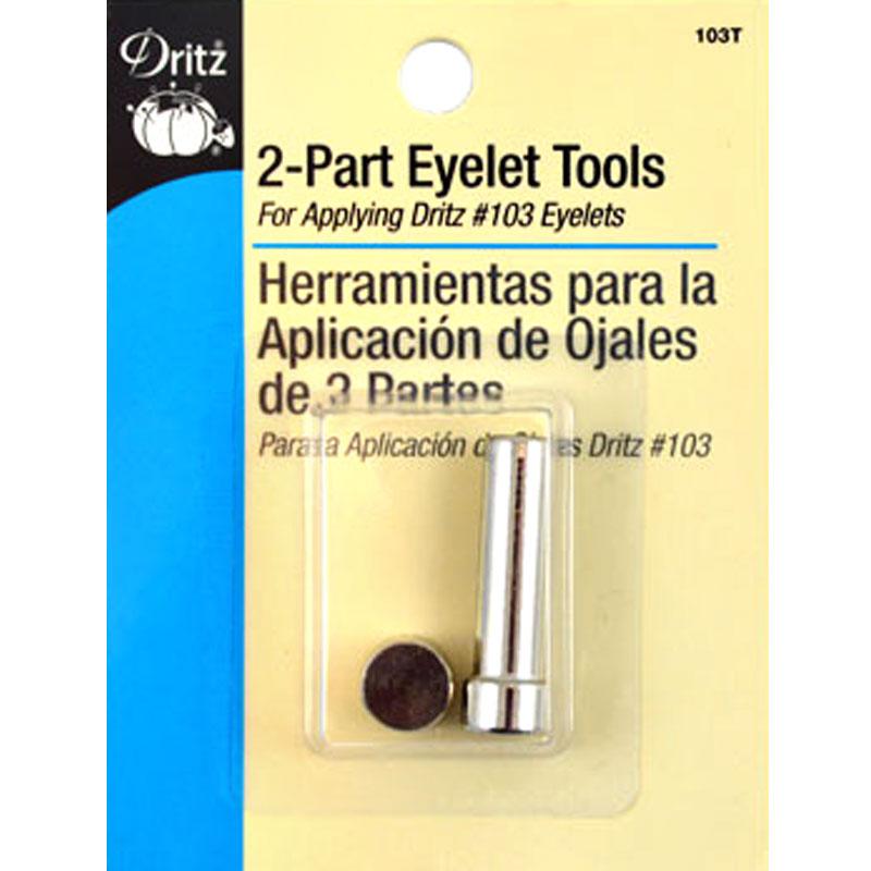 2 Part Eyelet Tools