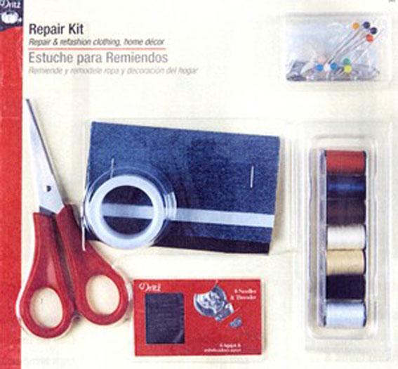 Dritz Repair Kit Repair and Refashion clothing home decor