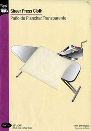 Dritz - Sheer Press Cloth 22 x 30