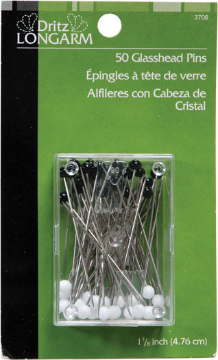 Glasshead Leader Pins