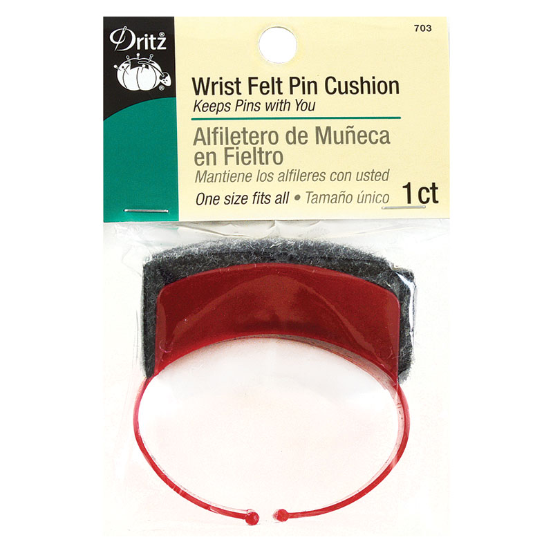Wrist felt Pin Cushion