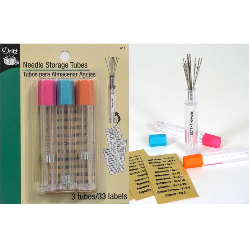 Needle Storage Tubes 3ct