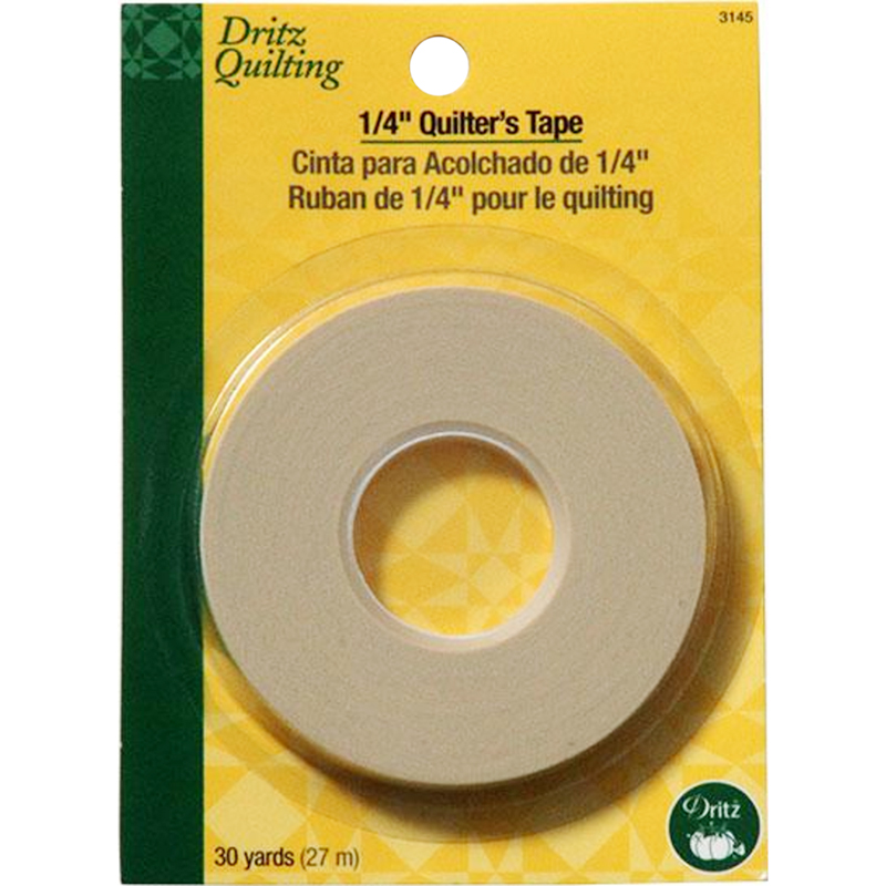 Quilters Tape 1/4 30yd