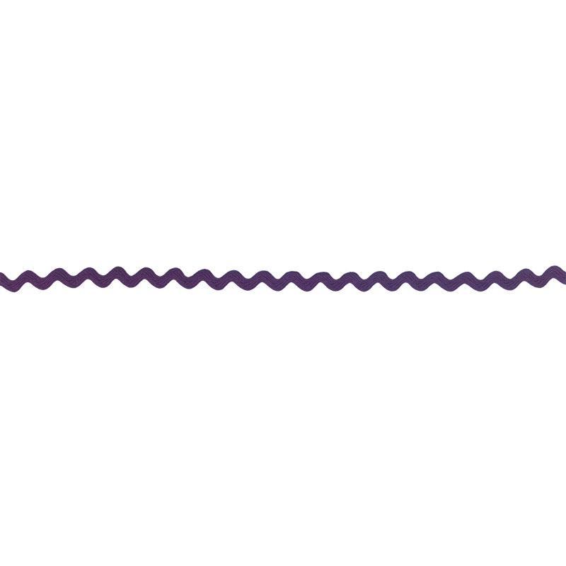 Cotton Ric Rac 3/8 Purple