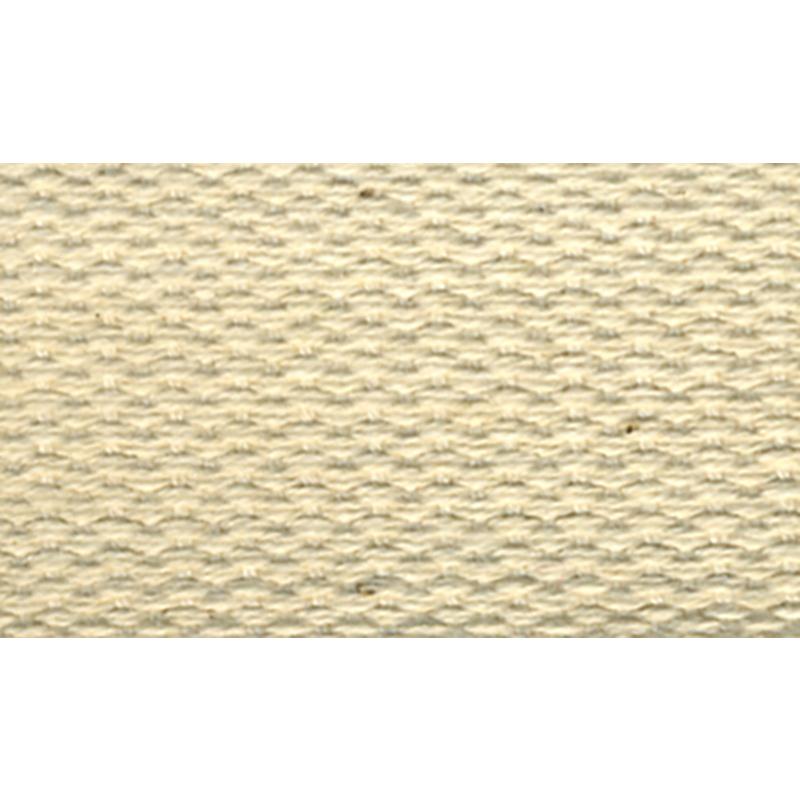 Strapping 1 100% Cotton Cream Webbing Per yard