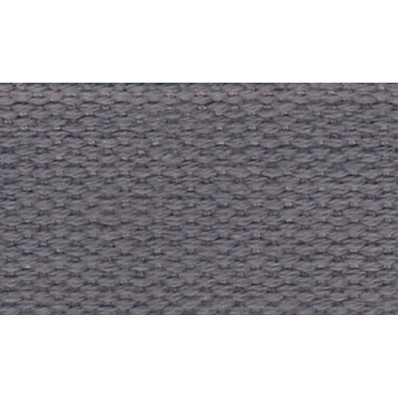 Cotton Webbing 1 100% Ctn - Gray