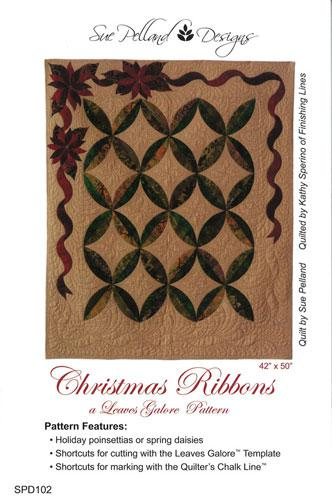 Christmas Ribbons Pattern