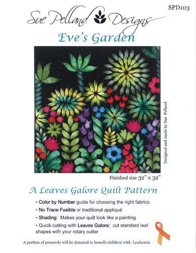 Eves Garden Quilt