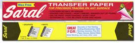 Transfer Paper 12'Rl White