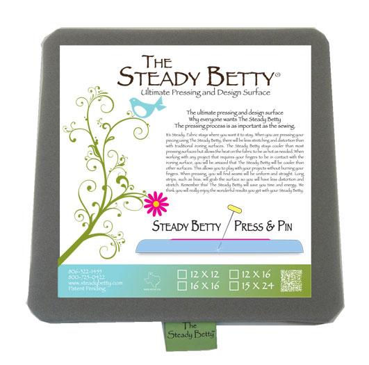 Steady Betty Press & Pin 12x16