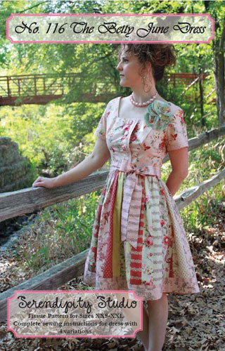 Betty June Dress