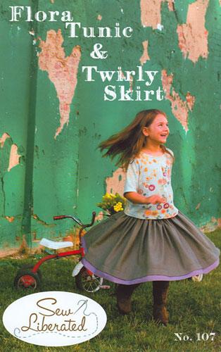 Flora Tunic And Twirly Skirt